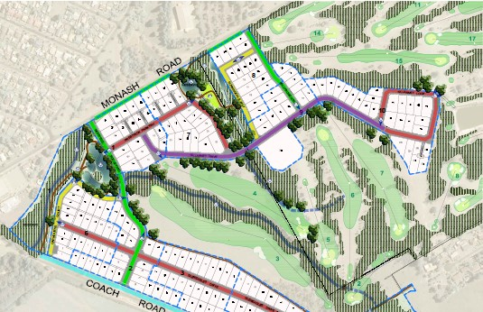 YGC layout project2021