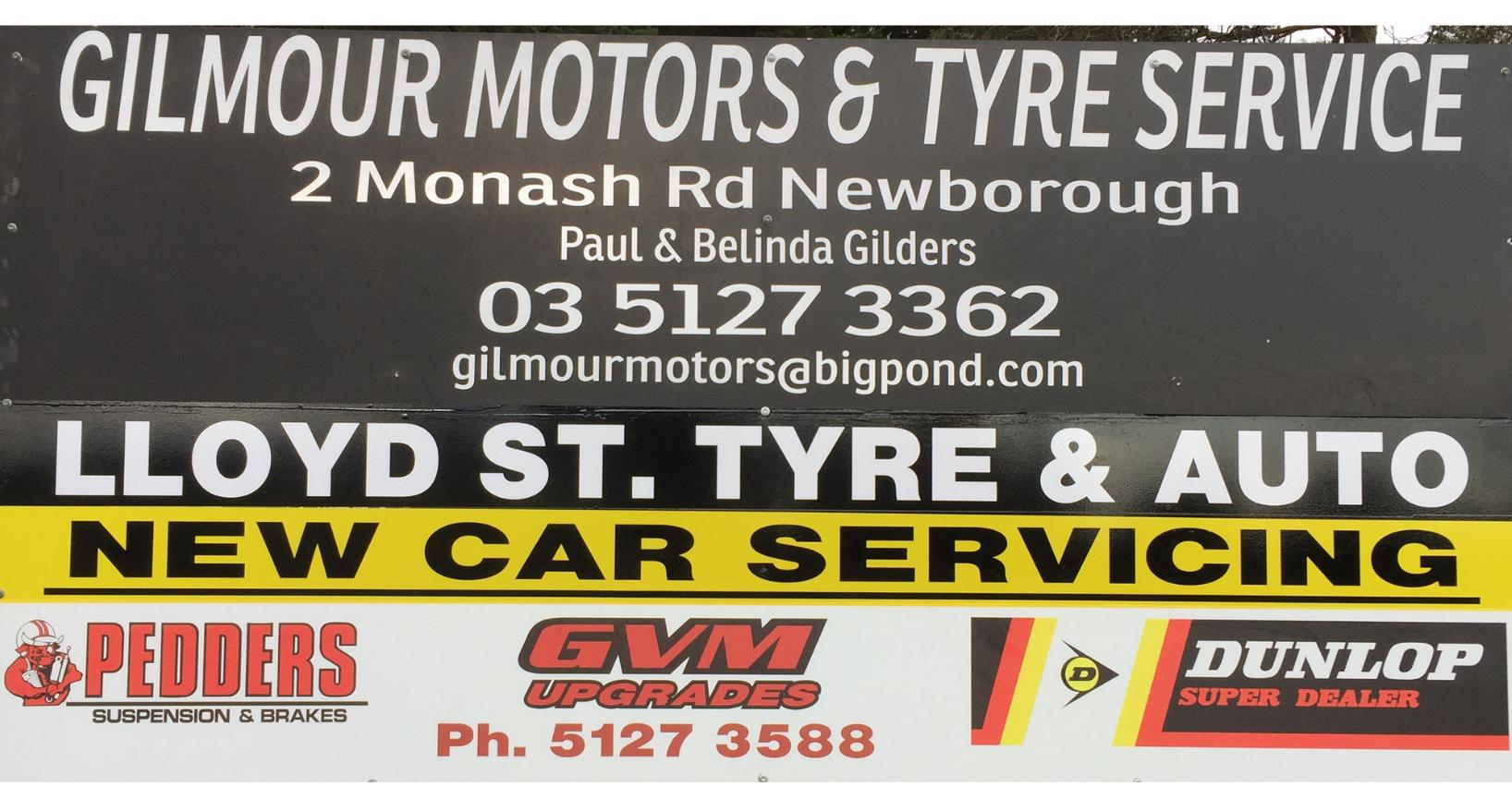 gilmour tyres car parking sponsor (2)